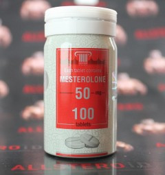 Mesterolone 50mg/tab (Провирон) - ЦЕНА ЗА 10ТАБ (РОССЫПЬЮ)