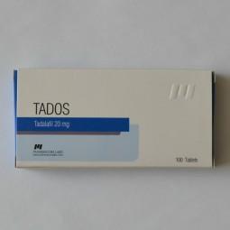 Tados 20mg/tab - цена за 10 таб.