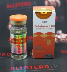 Testosterone E 300 300мг\мл - цена за 10мл. Производитель: Olymp Labs