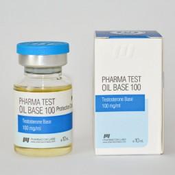 Pharma Test Oil Base 100, 100mg/ml