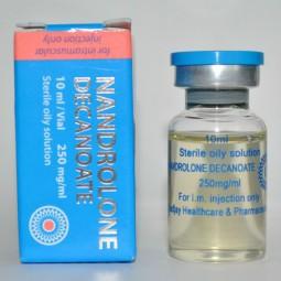 Nandrolone Decanoate 250мг\мл - цена за 10мл.